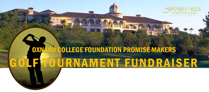 image of flyer for the OC Foundation Golf Tournament Fundraiser
