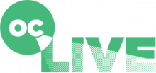 logo for OC Live