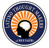 image of logo for Latino Thought Makers Series