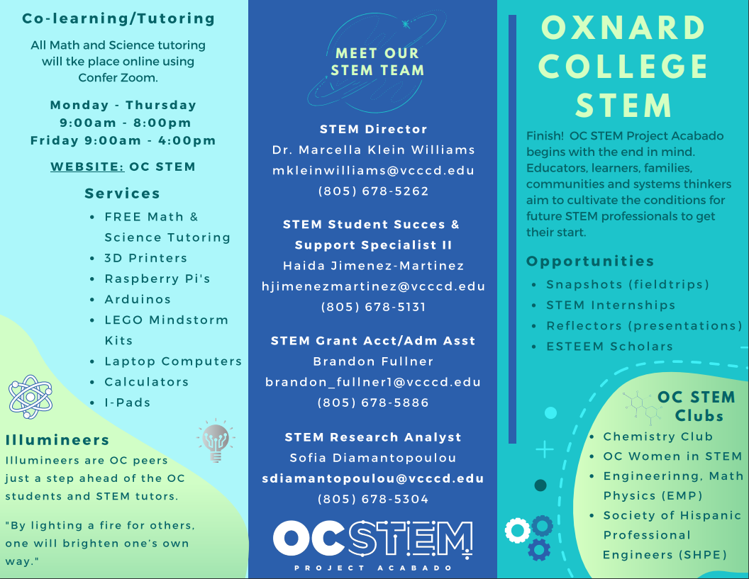 OC STEM Overview