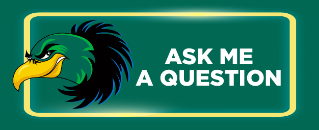 Oxnard College Condor says Ask me a Question