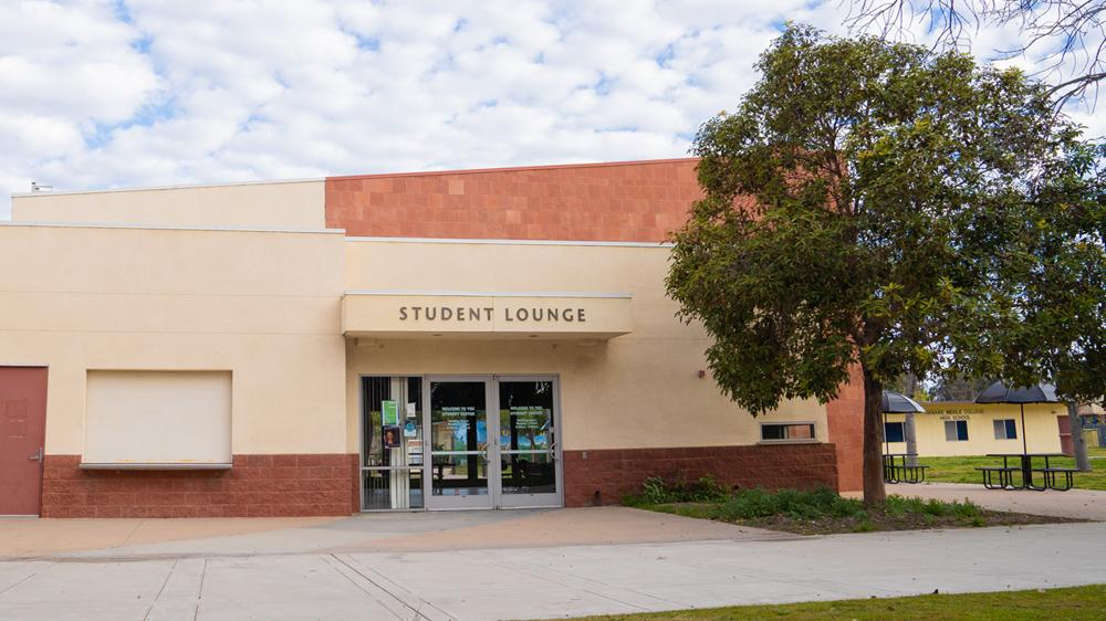 ASG student lounge