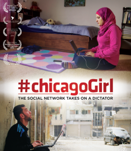 #ChicagoGirl The social network takes on a dictator.